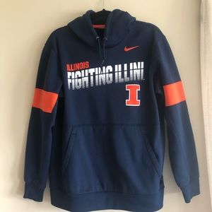 Nike Dri-Fit Illinois Hoodie